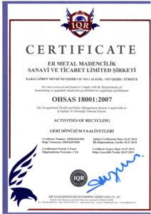 Nevsehir-Lisans-Ohsas18001